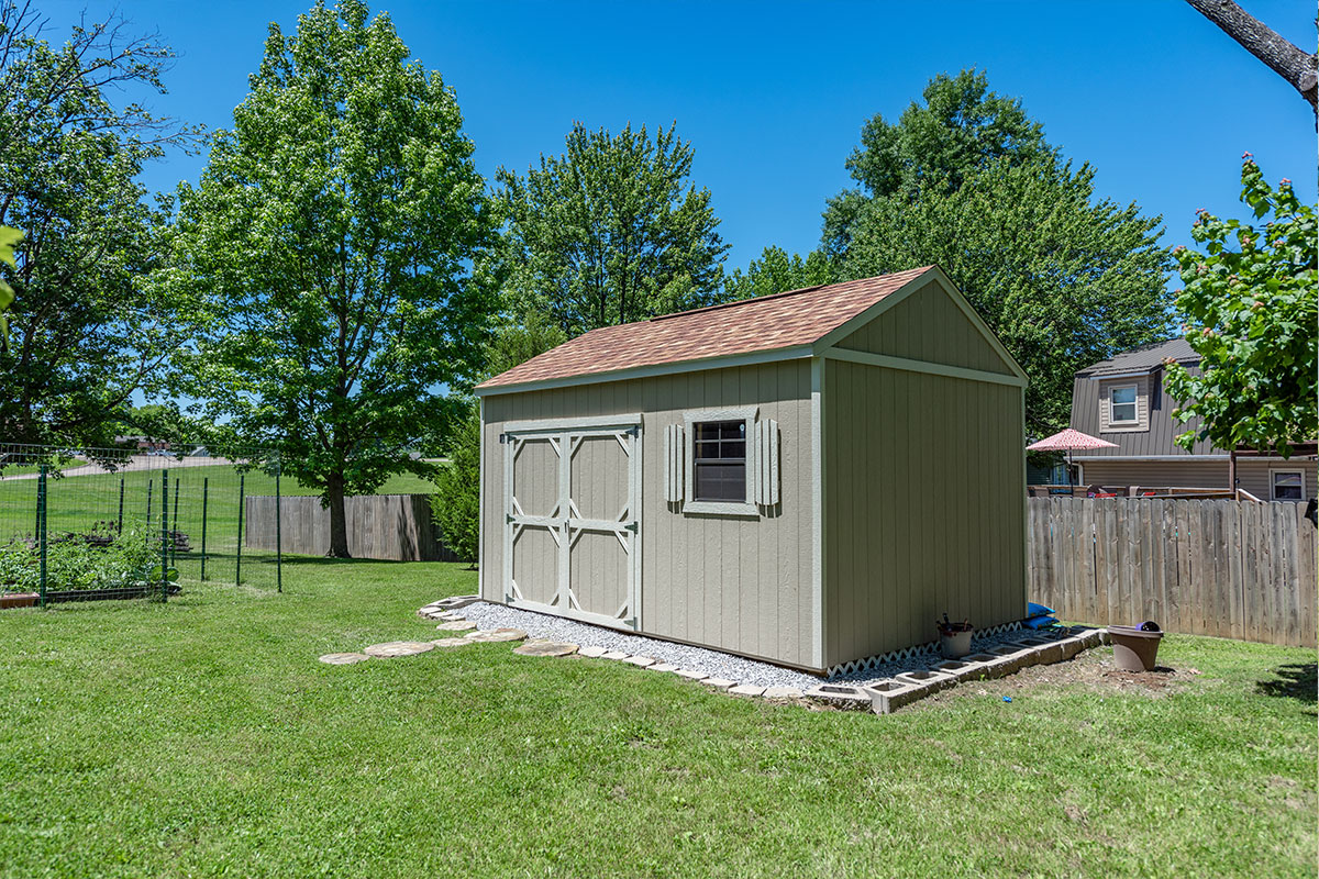 8 Shed Landscaping Ideas Cook Portable Warehouses