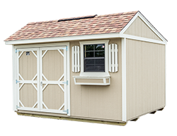 Garden Shed Style Building